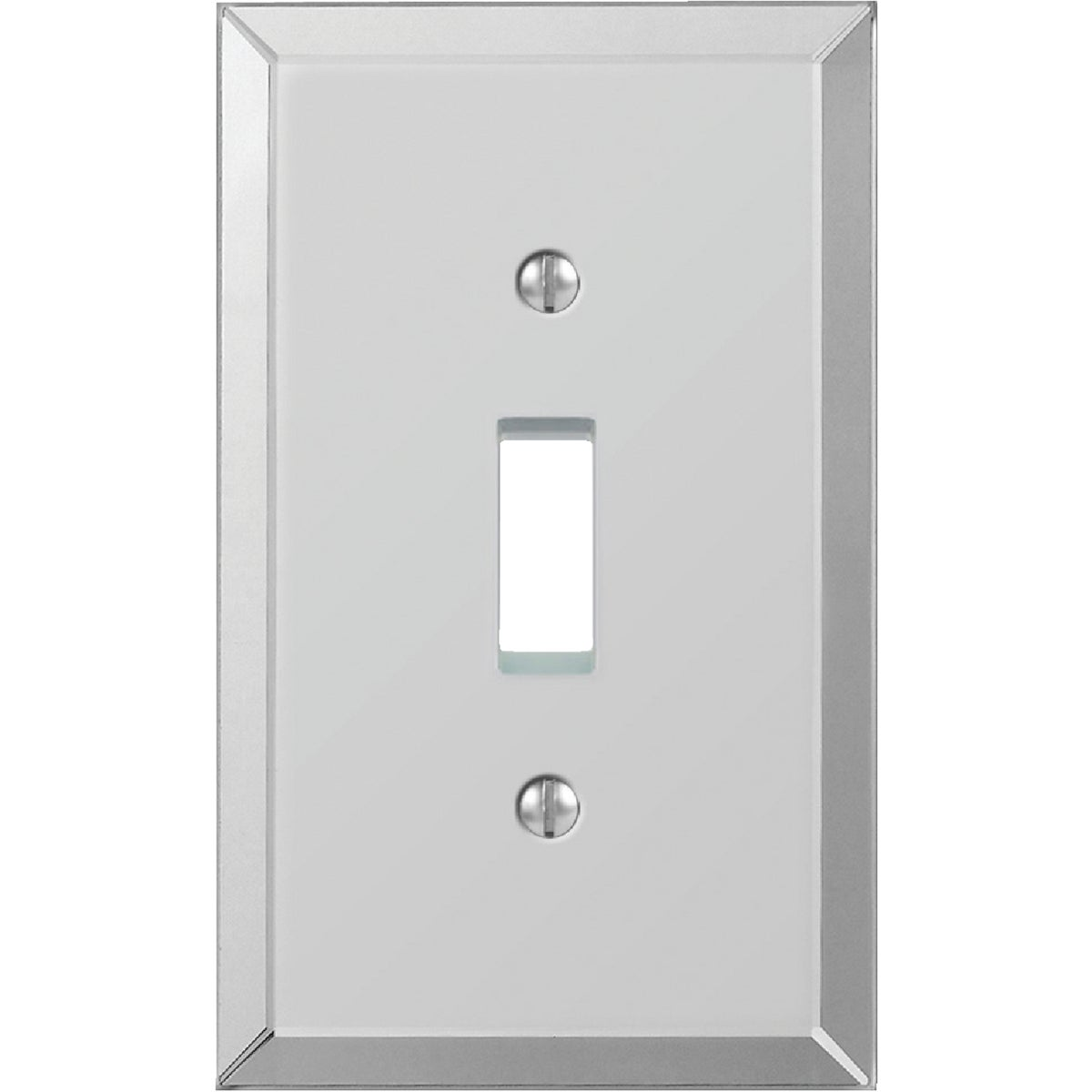 Amerelle Acrylic Switch Wall Plate