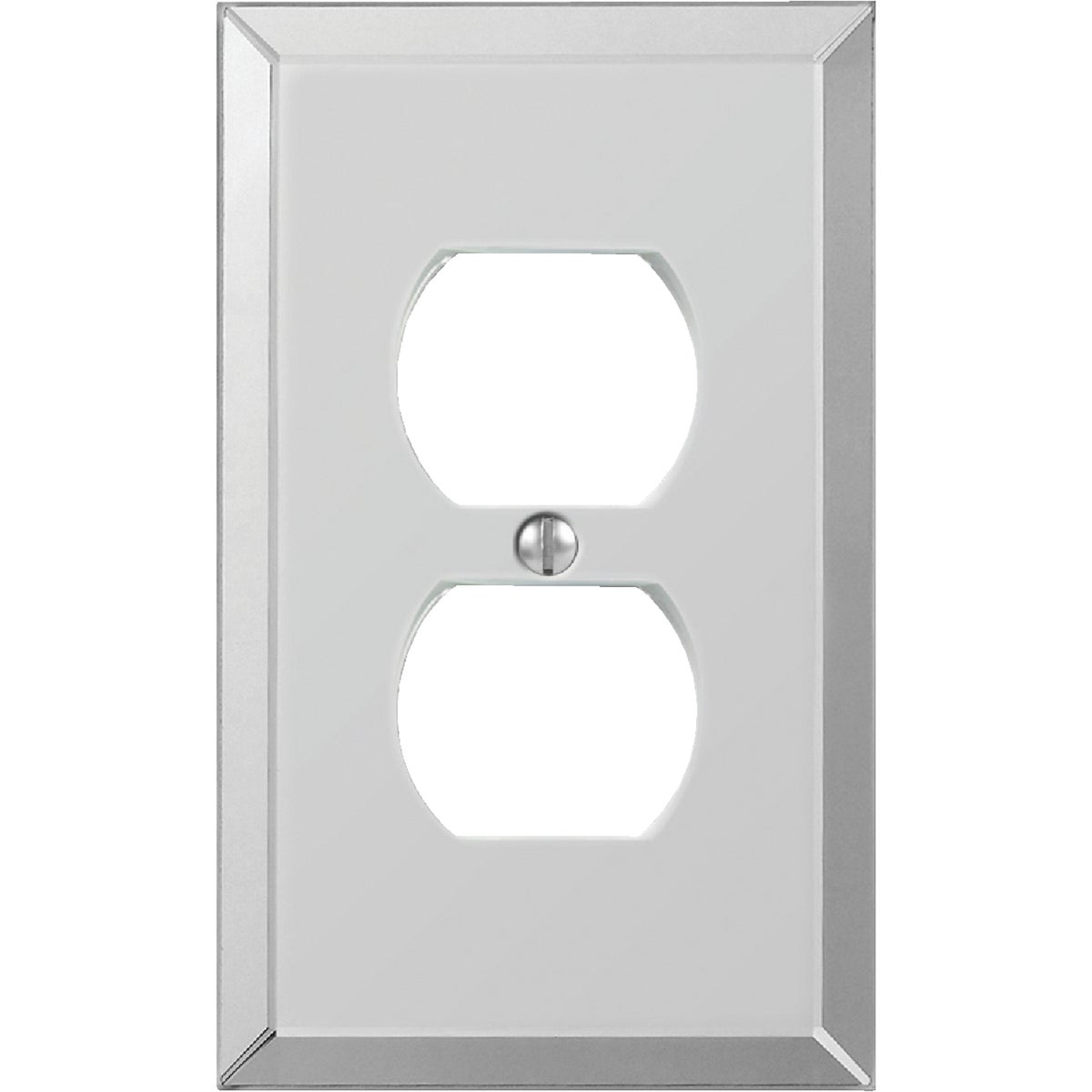 1D O BLV MIRR WALLPLATE - 9MC108 by Jackson Deerfield Mf