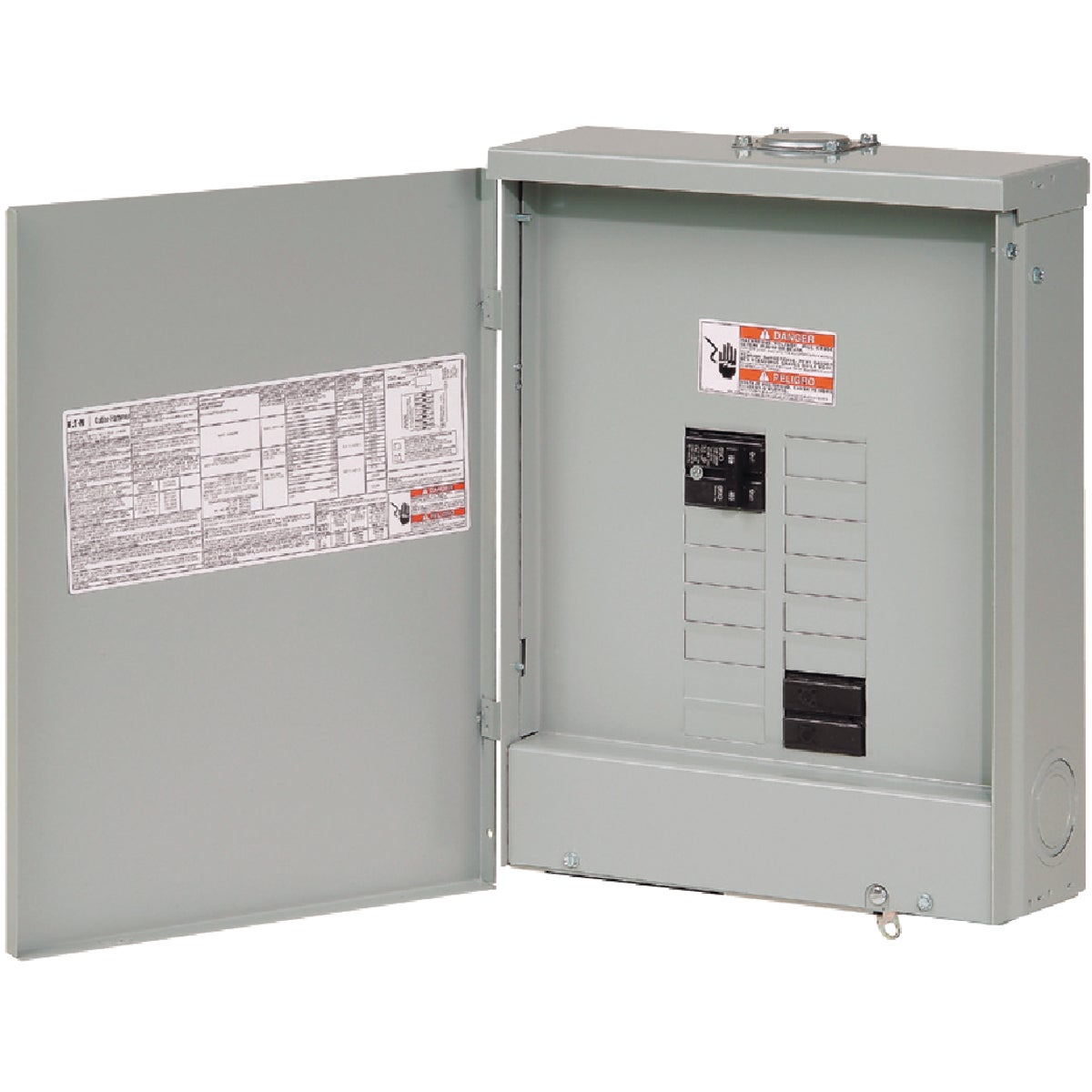 100A LOAD CENTER - BR1020B100RF by Eaton Corporation