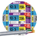 12/3 Aluminum Armored Cable