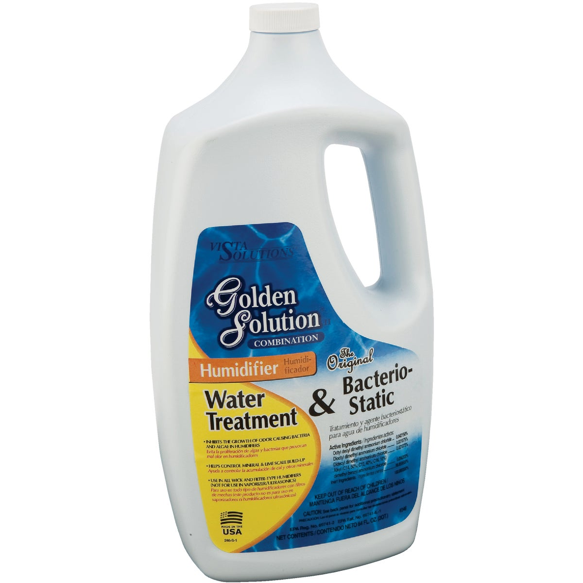 BestAir 64 Oz. Humidifier Bacteria Water Treatment