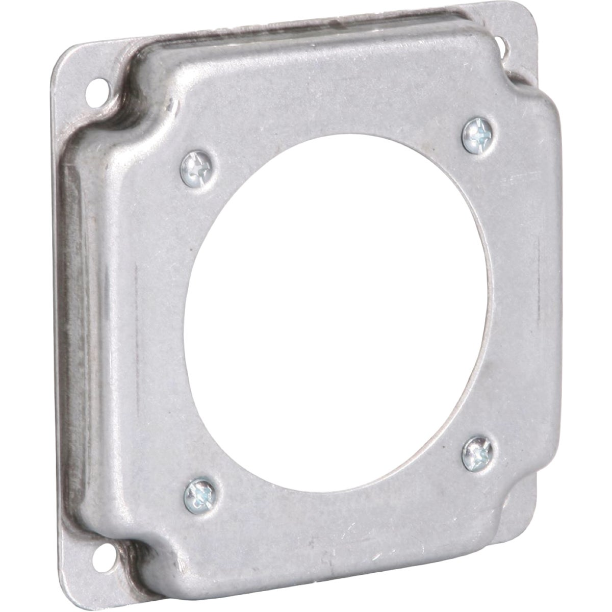 "4"" SQ 30A/60A BOX COVER - RS1430 by Thomas & Betts"