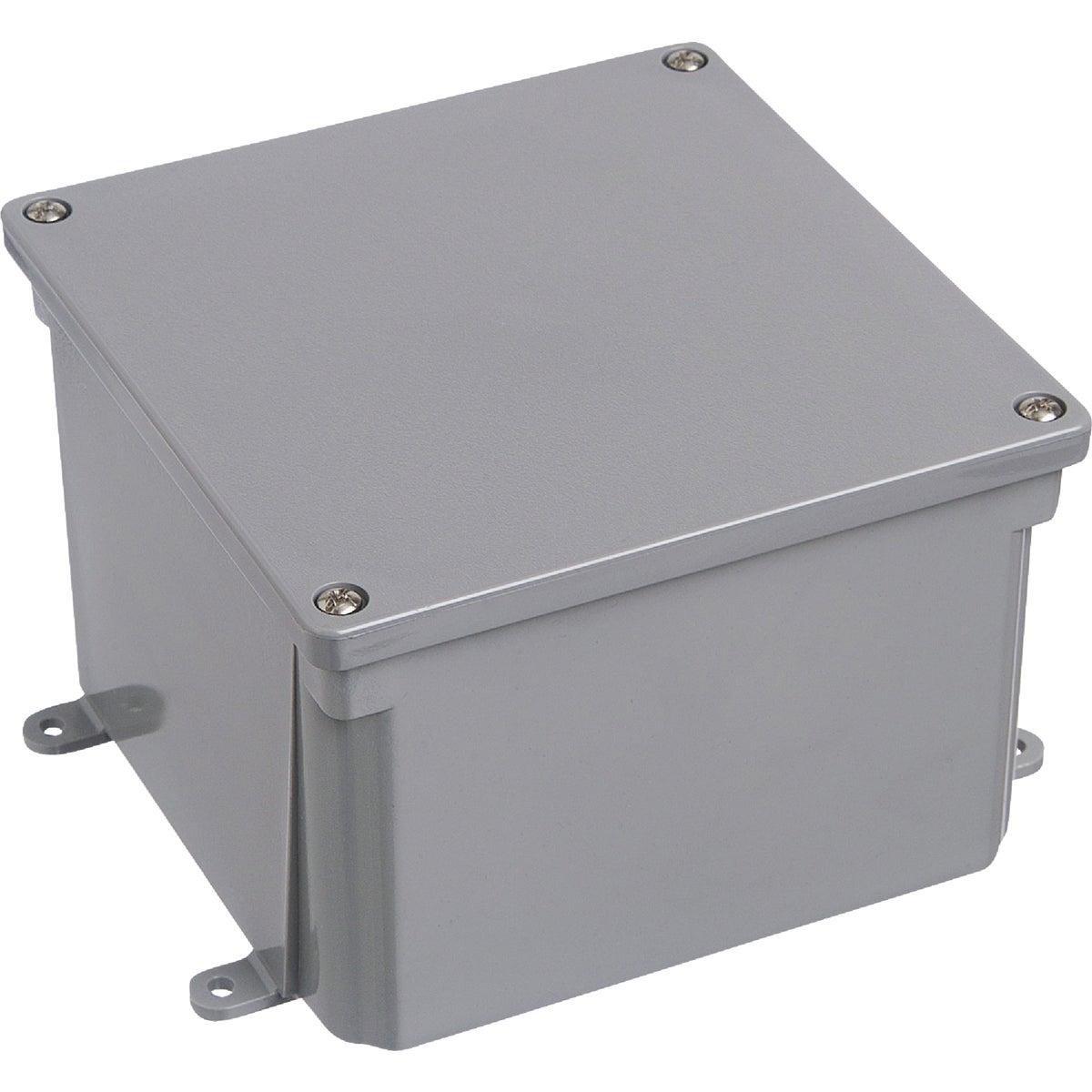 6X6X4 JUNCTION BOX - E987RR by Thomas & Betts