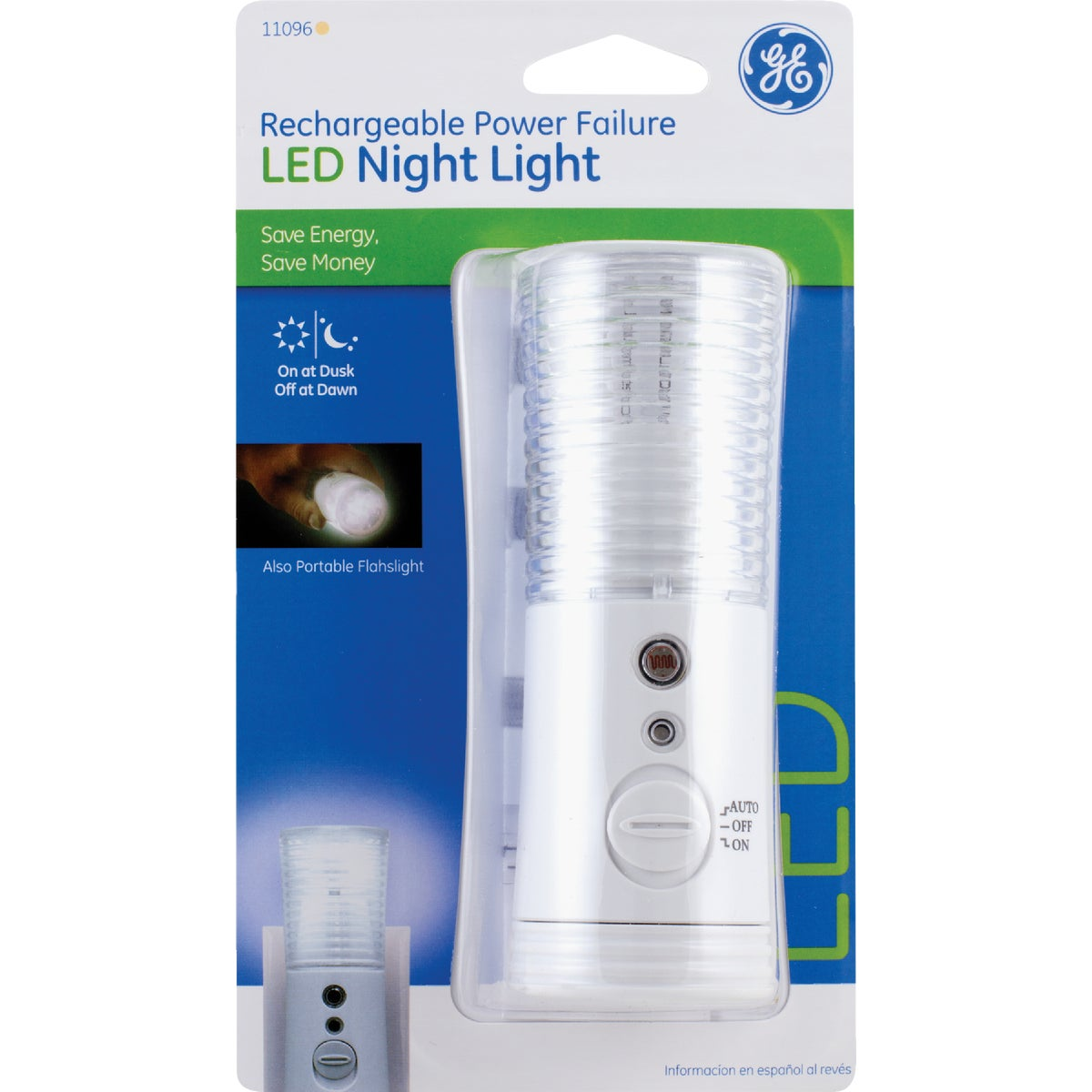 POWER FAILURE NIGHT LT - 11096 by Jasco Products Co