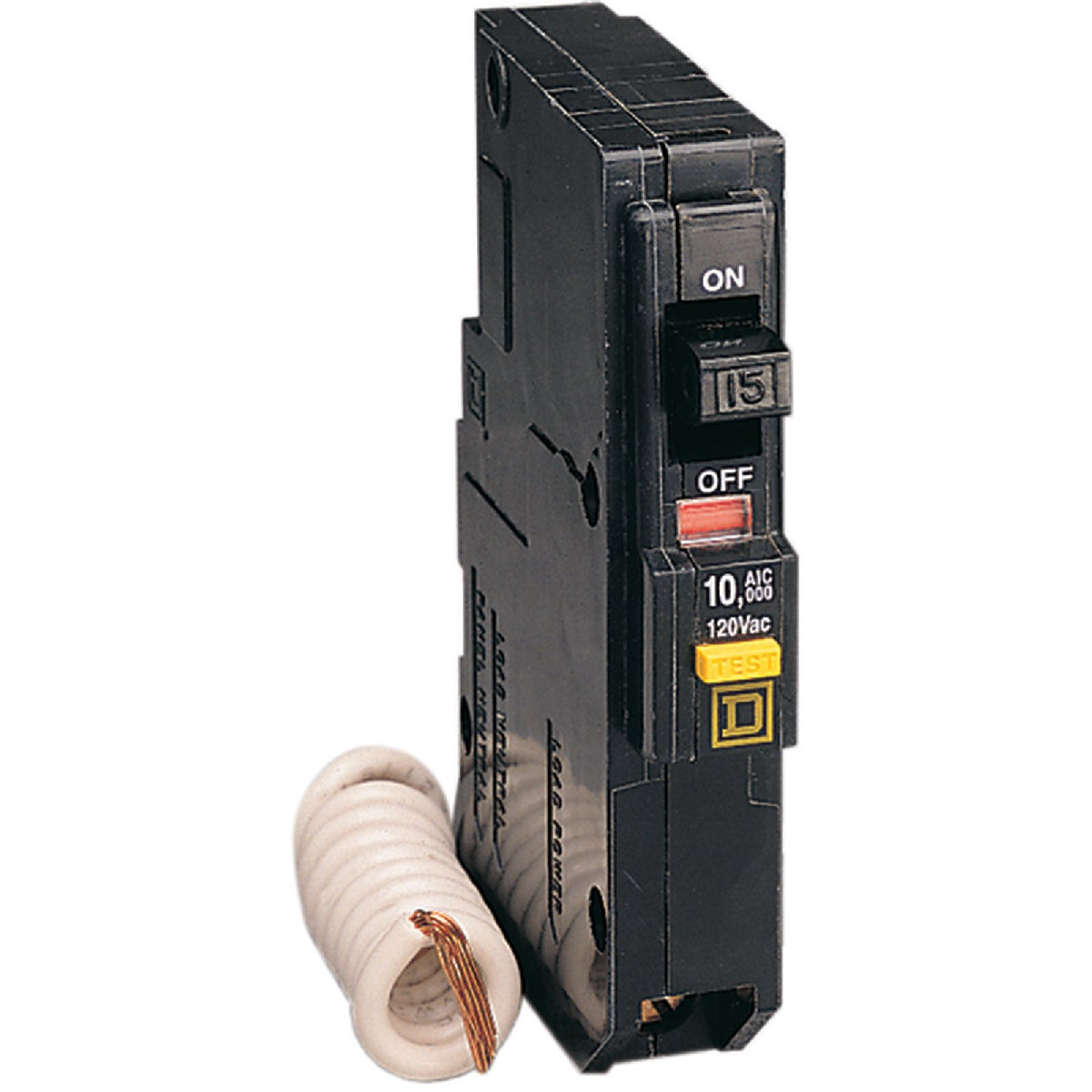 20A GFI CIRCUIT BREAKER - QO120GFICP by Square D Co