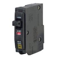 Square D Co. 15A SP CIRCUIT BREAKER QO115CP