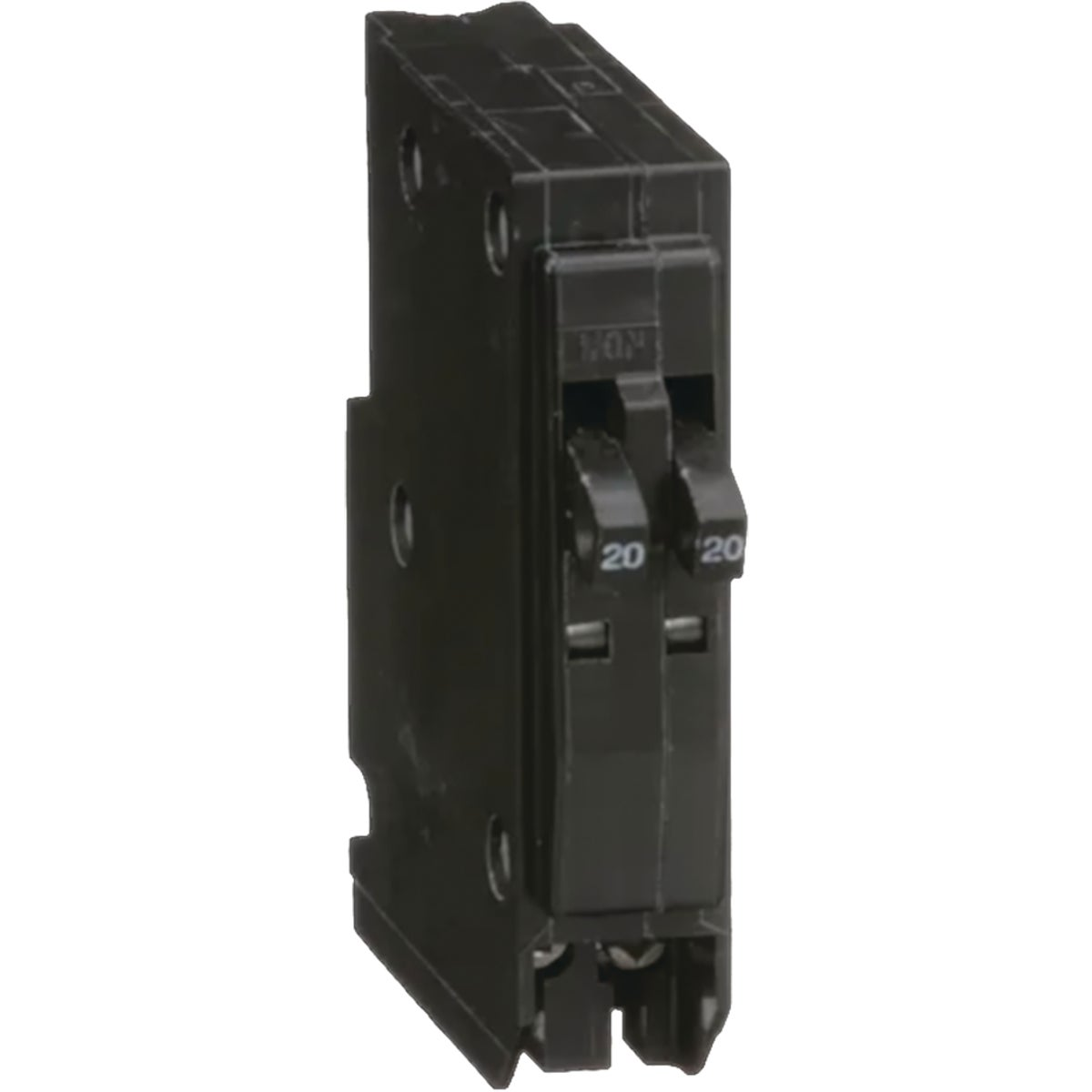 20A/20A TANDEM BREAKER - QOT2020CP by Square D Co