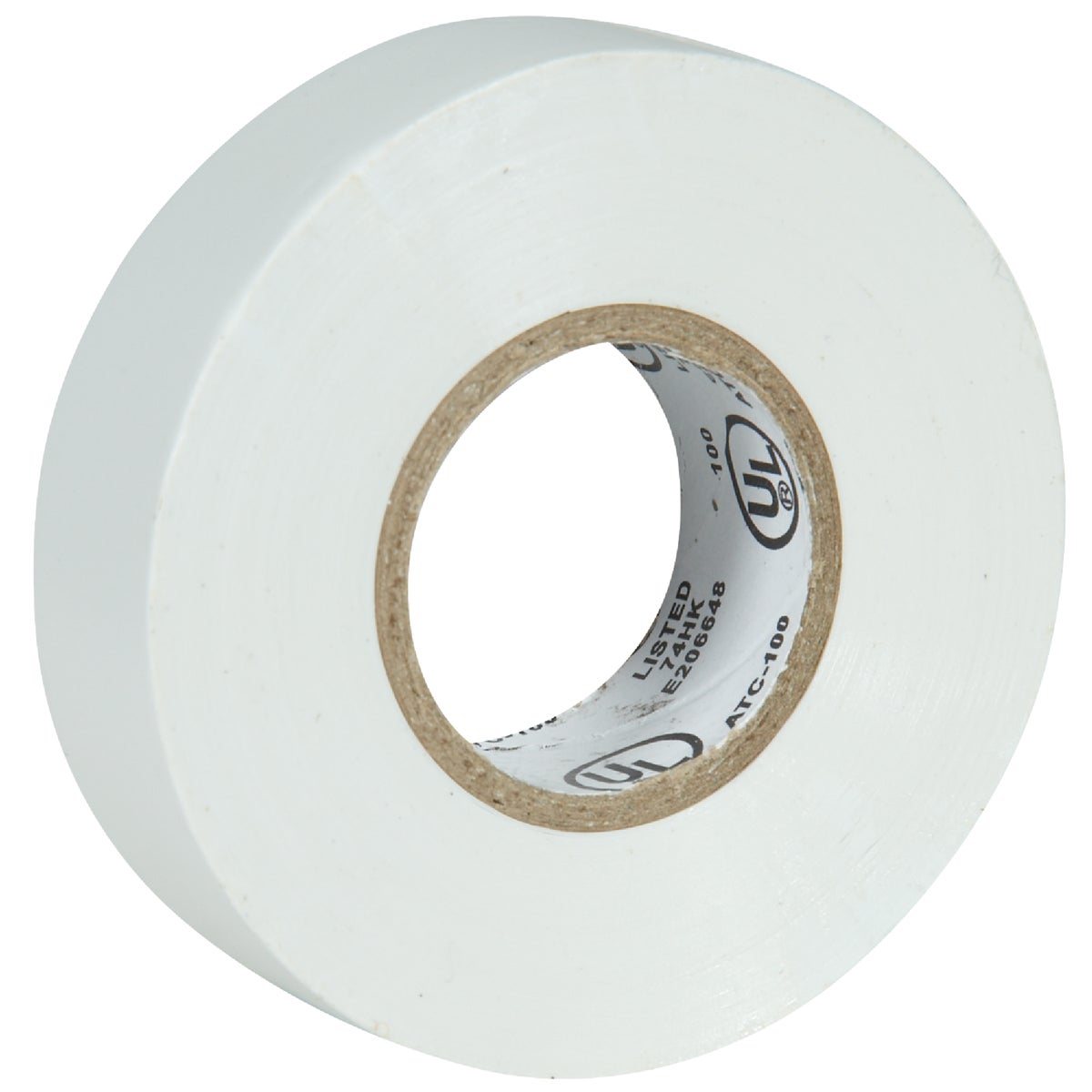 WHITE ELECTRICAL TAPE - 528242 by Do it Best