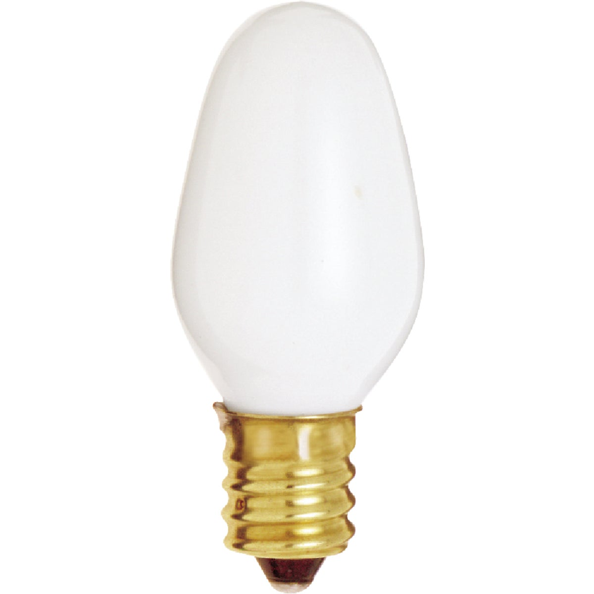 4W 4PK WHT NITELITE BULB - 20573 4C7/W/S4PK by G E Lighting