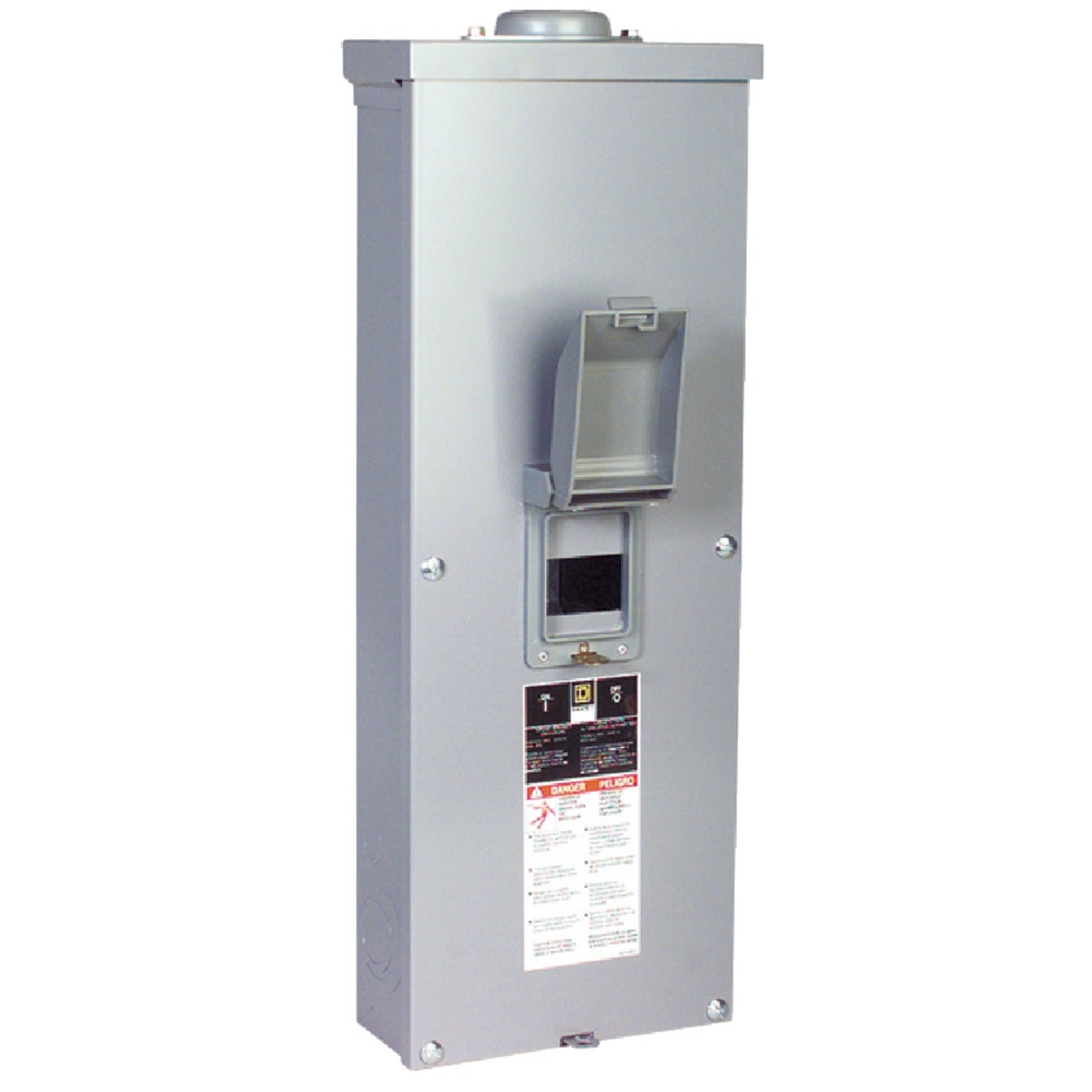 200A ENCLOSED BREAKER - QOM2E2200NRB by Square D Co
