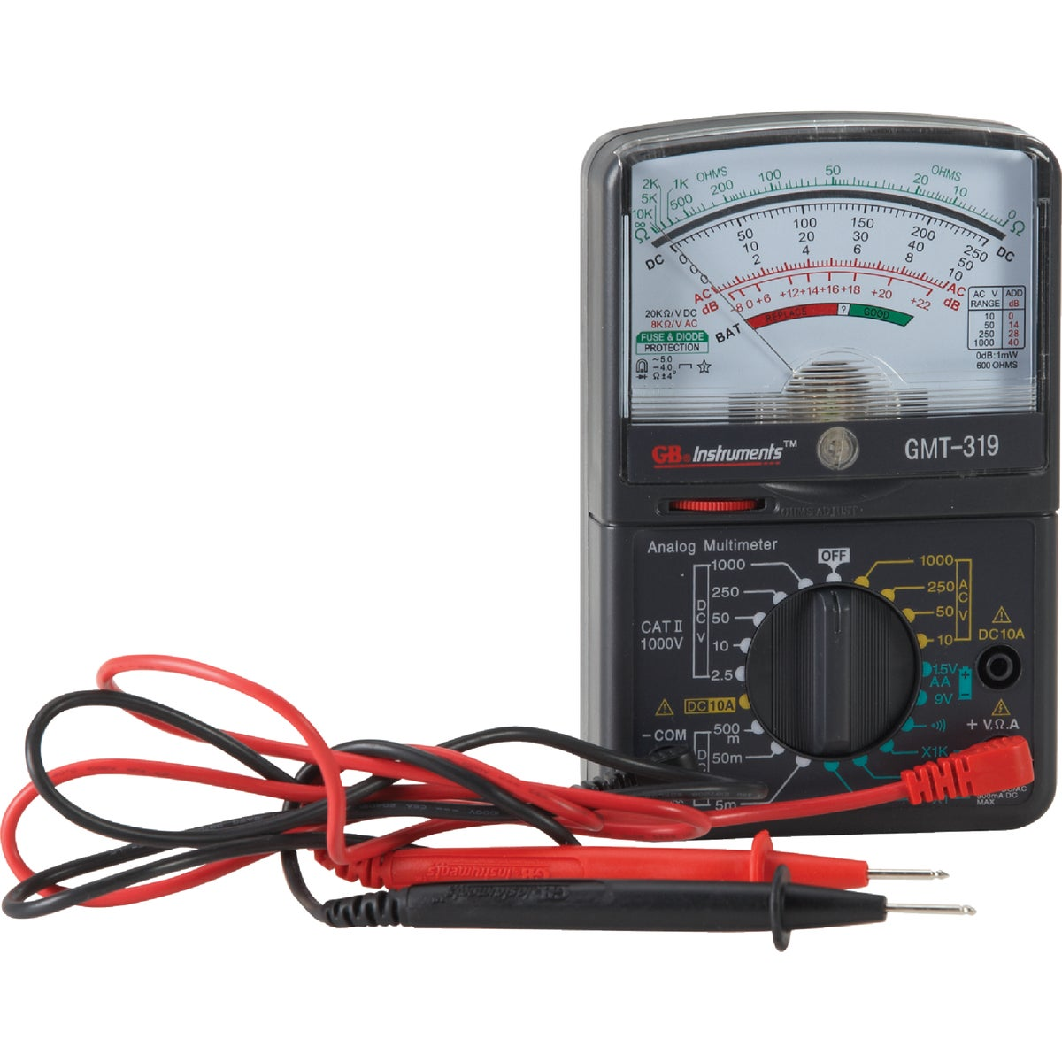 MULTI-TESTER - GMT-319 by G B Electrical Inc
