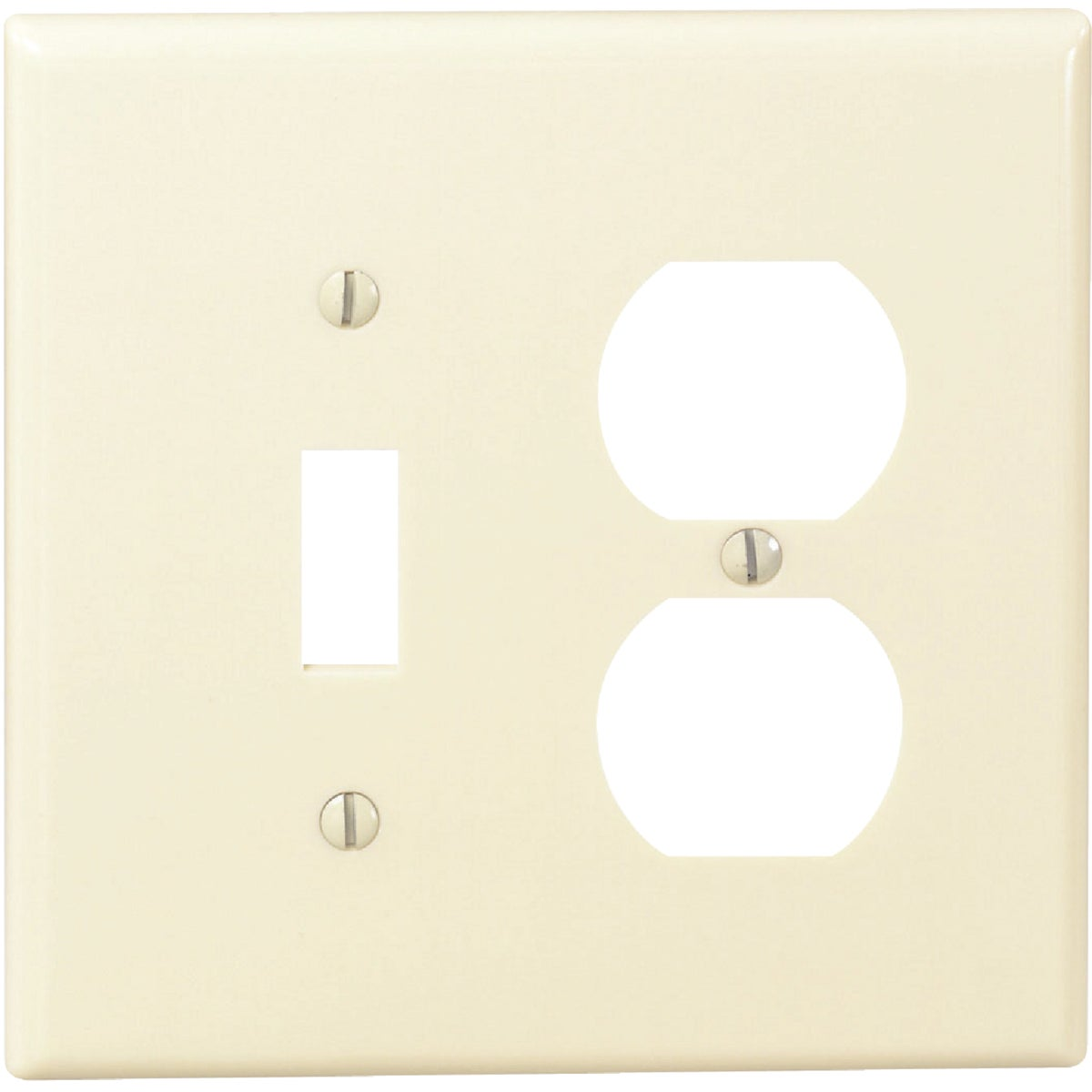 IV COMBO WALL PLATE - 80505I by Leviton Mfg Co