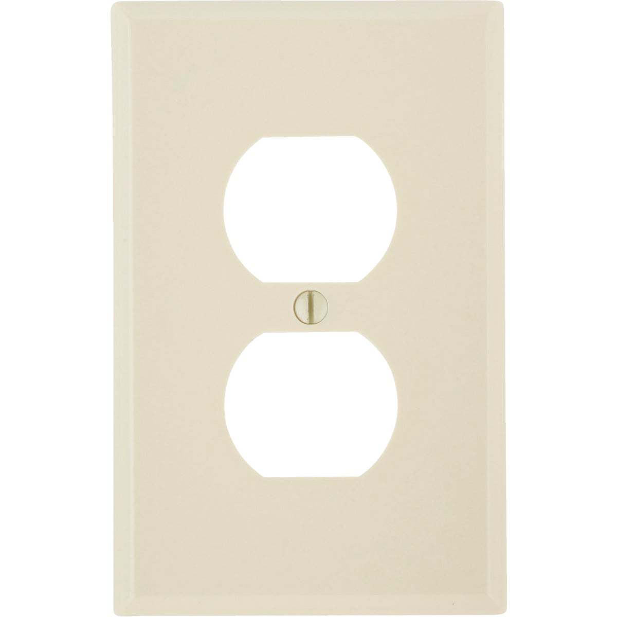 IV DUPLEX WALL PLATE - 020-80503-I by Leviton Mfg Co