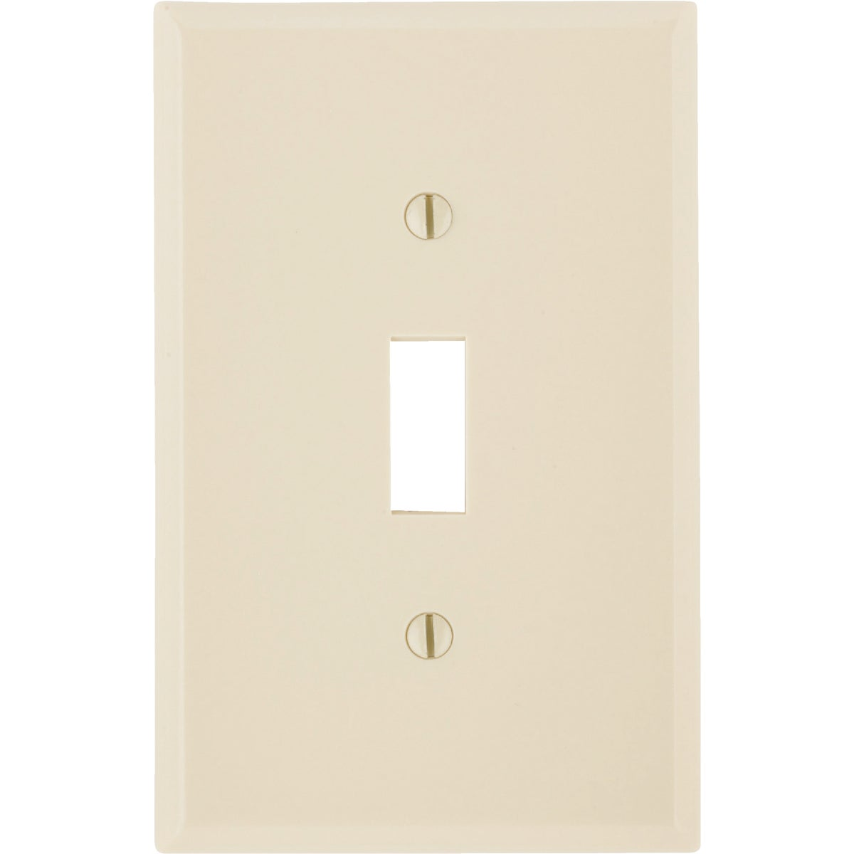 IV 1-TOGGLE WALL PLATE - 020-80501-I by Leviton Mfg Co
