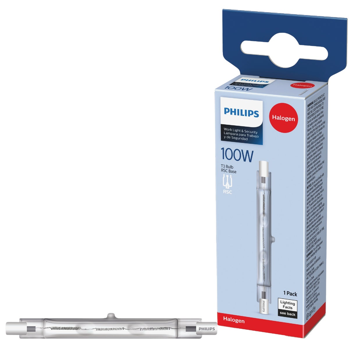 100W HALOGEN BULB - 04777 by Westinghouse Lightng