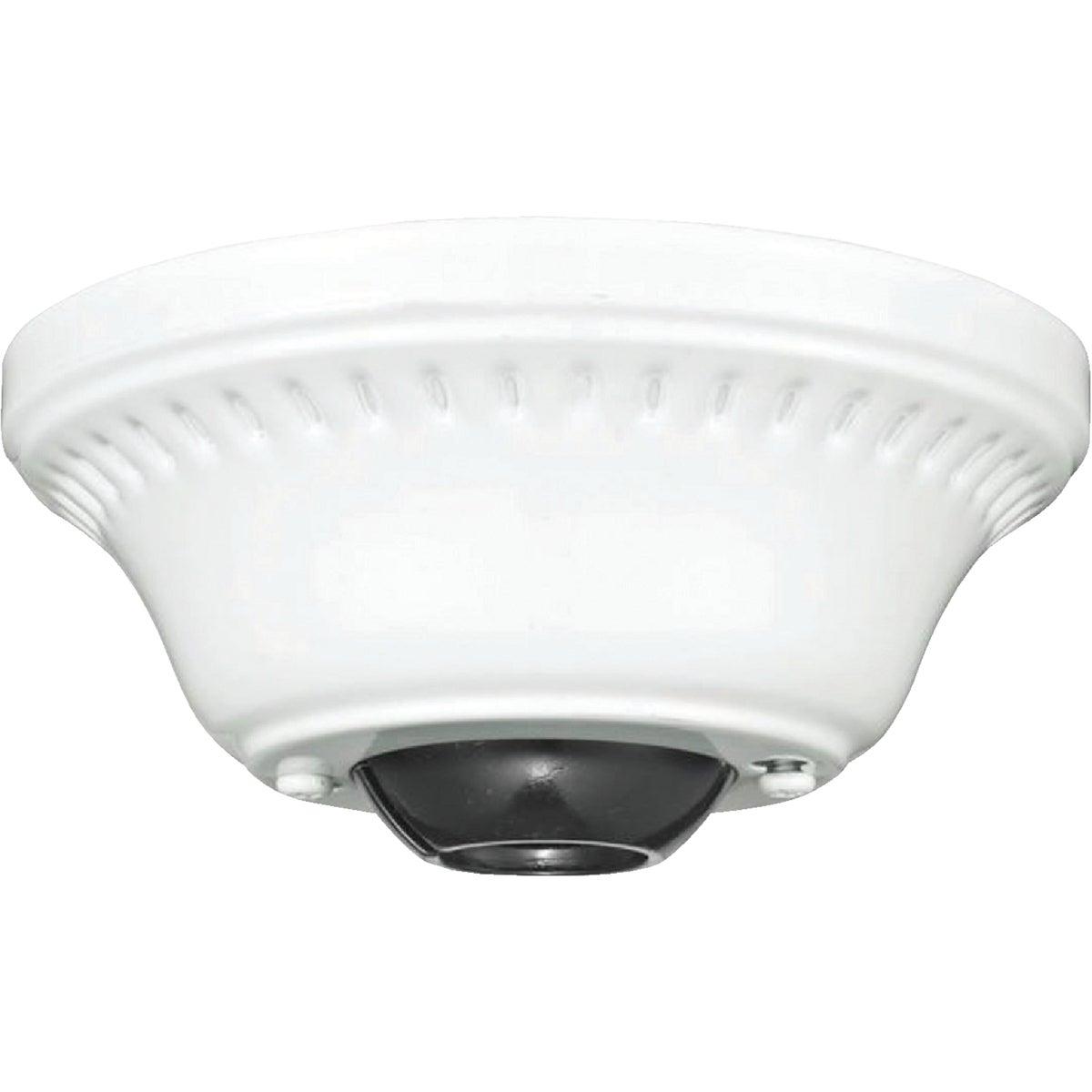 Wht Ceiling Fan Canopy