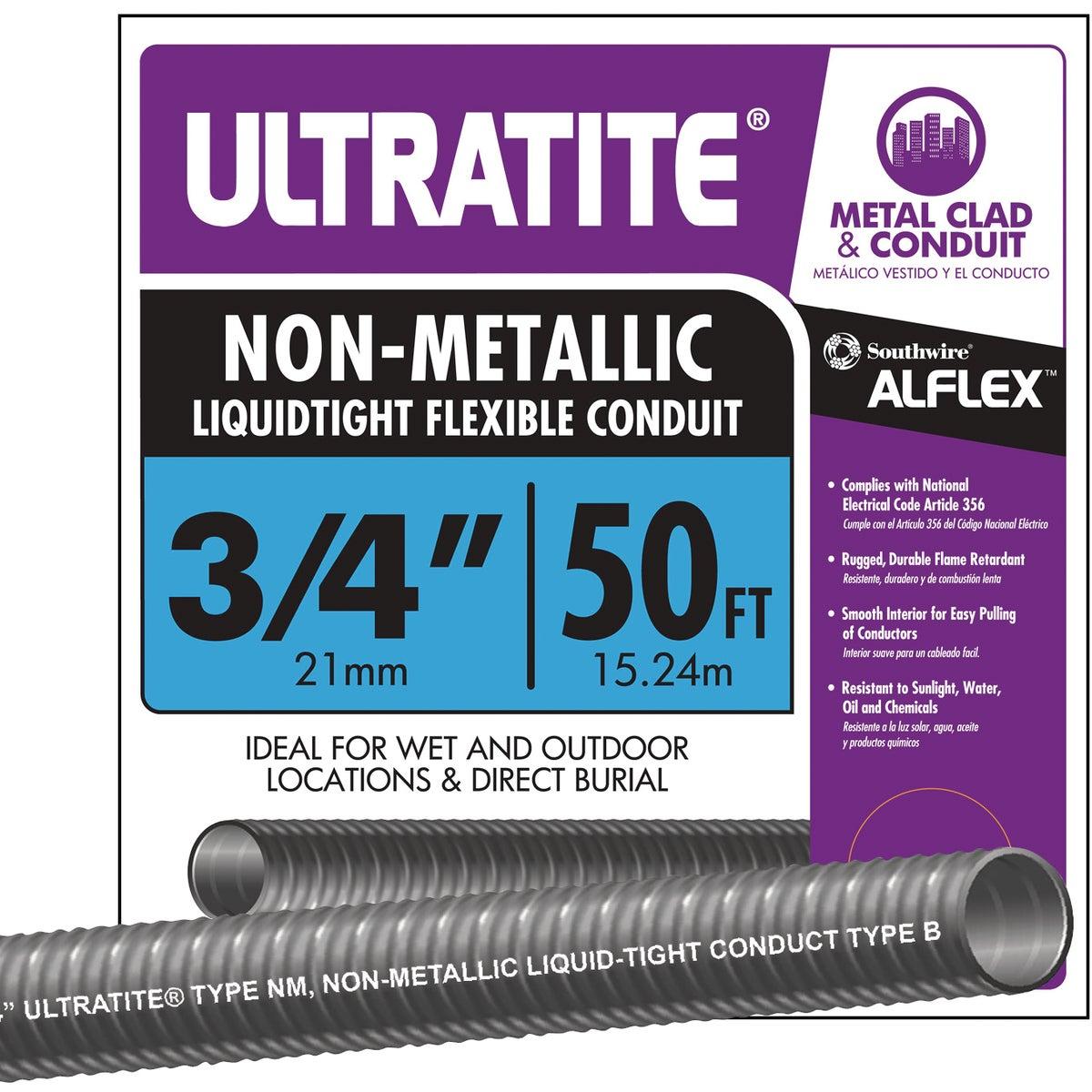 """50' 3/4"""" LIQTITE CONDUIT - 55094322 by Southwire Company"""