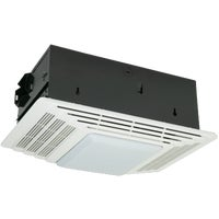 Broan-Nutone BATH FAN/LIGHT/HEATER 655
