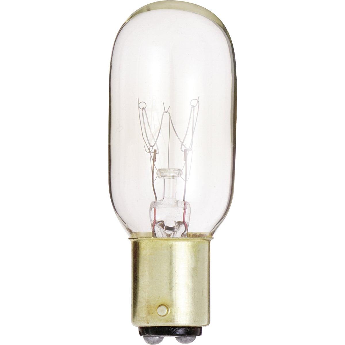 25W BAYONET CLR BULB - 03717 by Westinghouse Lightng