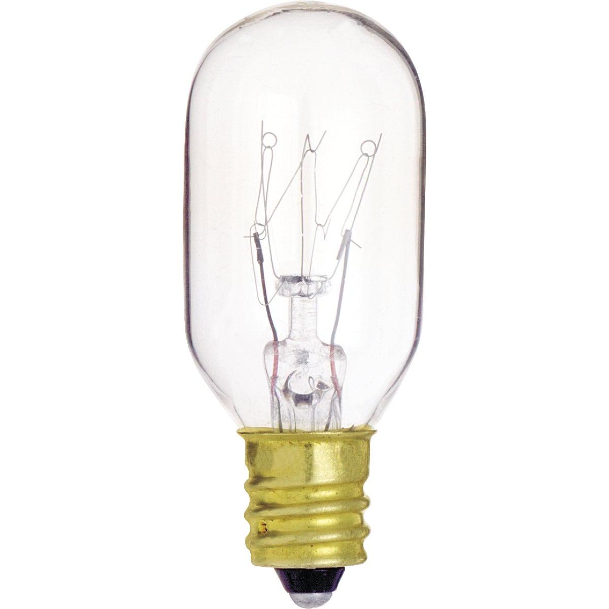15W CANDELABRA CLR BULB - 03720 by Westinghouse Lightng