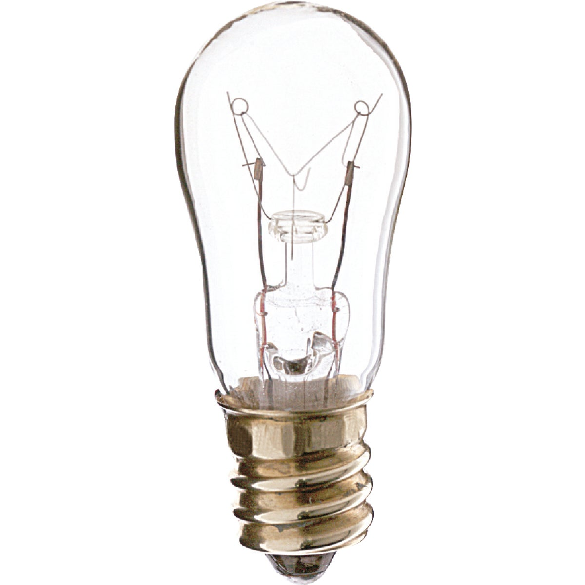 6W 2PK CLR BULB - 04025 by Westinghouse Lightng