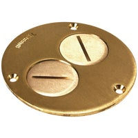 Brass Outlet Cover