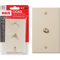 Audiovox Accessories ALM COAX WALL PLATE VH62NV
