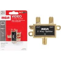 Audiovox Accessories 2-WAY COAX SPLITTER VH47NV