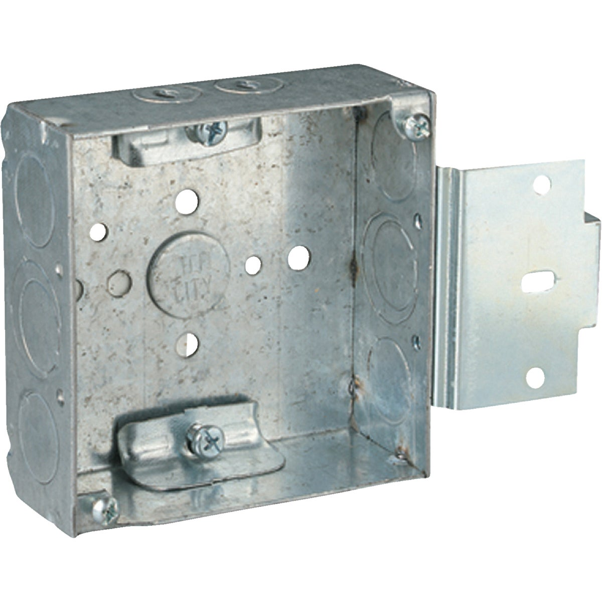 4X4X1-1/2 SWITCH BOX - 52151MSN by Thomas & Betts