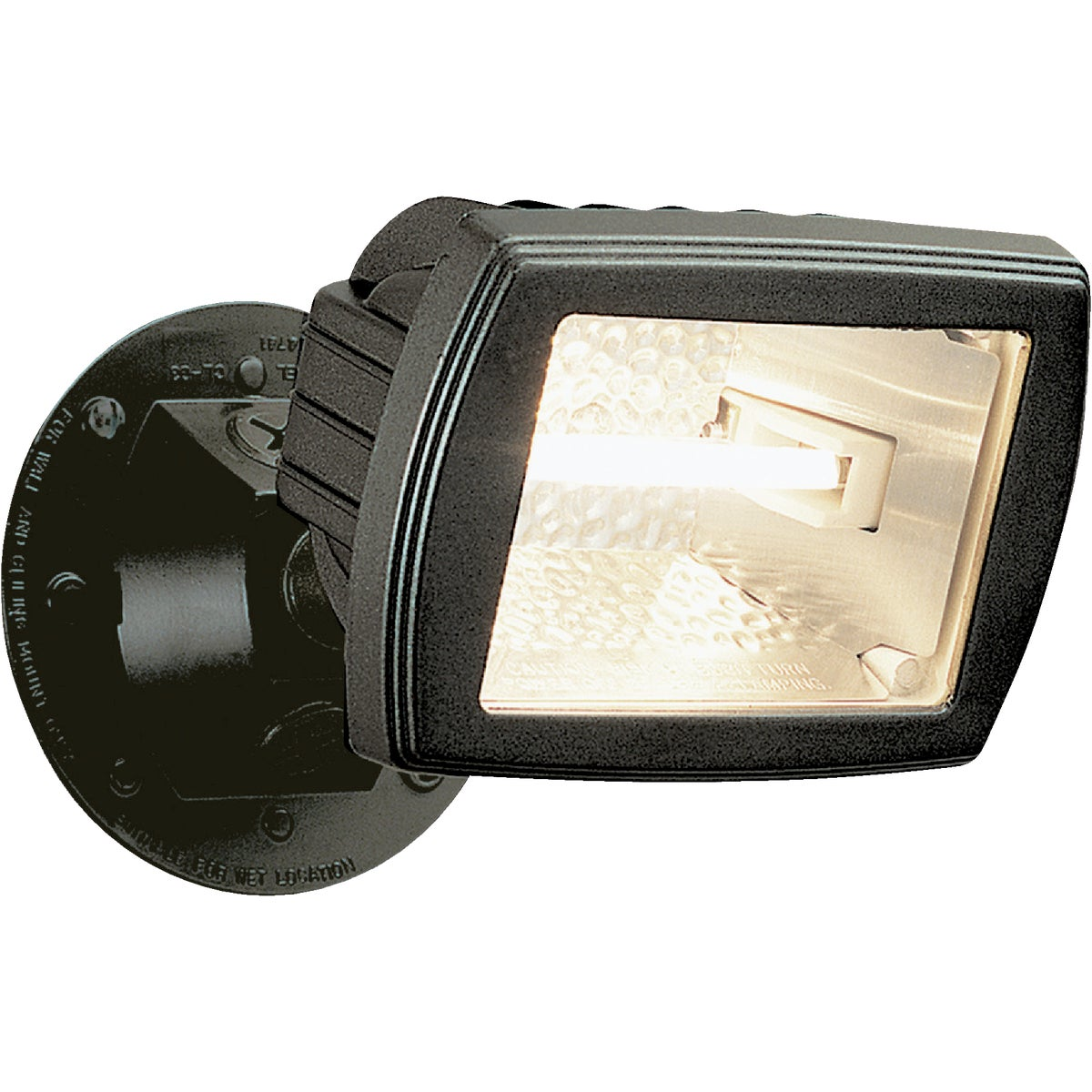 150W BRZ QTZ FLOODLIGHT - MQF150 by Cooper Lighting