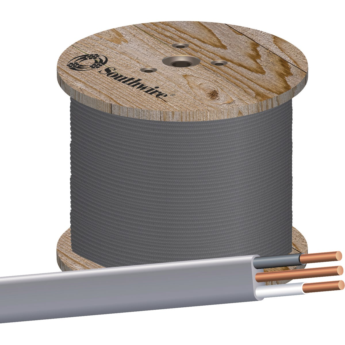 1000' 10-2 UFW/G WIRE - 13056701 by Southwire Company