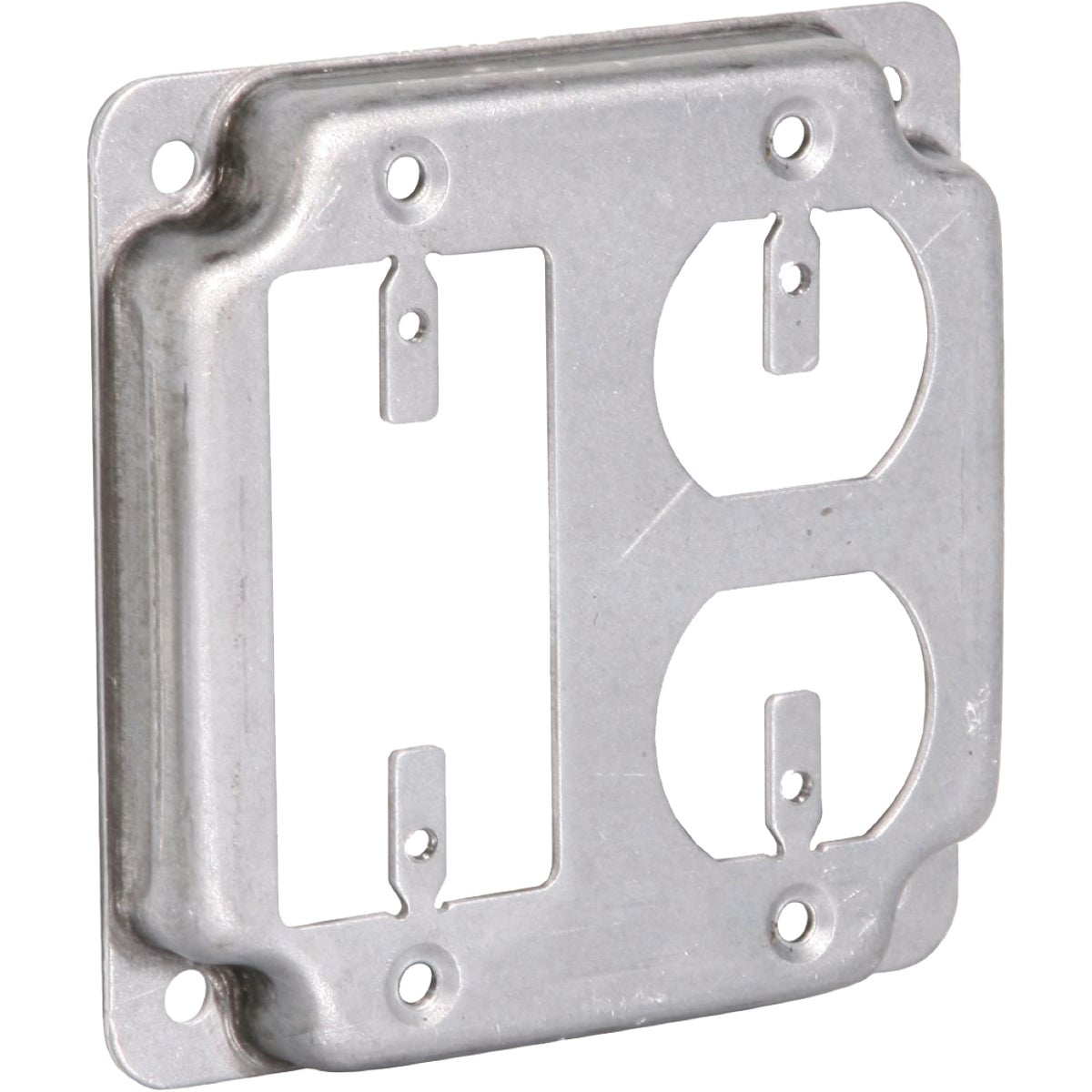 "4"" SQ GFI/OUTLET COVER - RS19CC by Thomas & Betts"