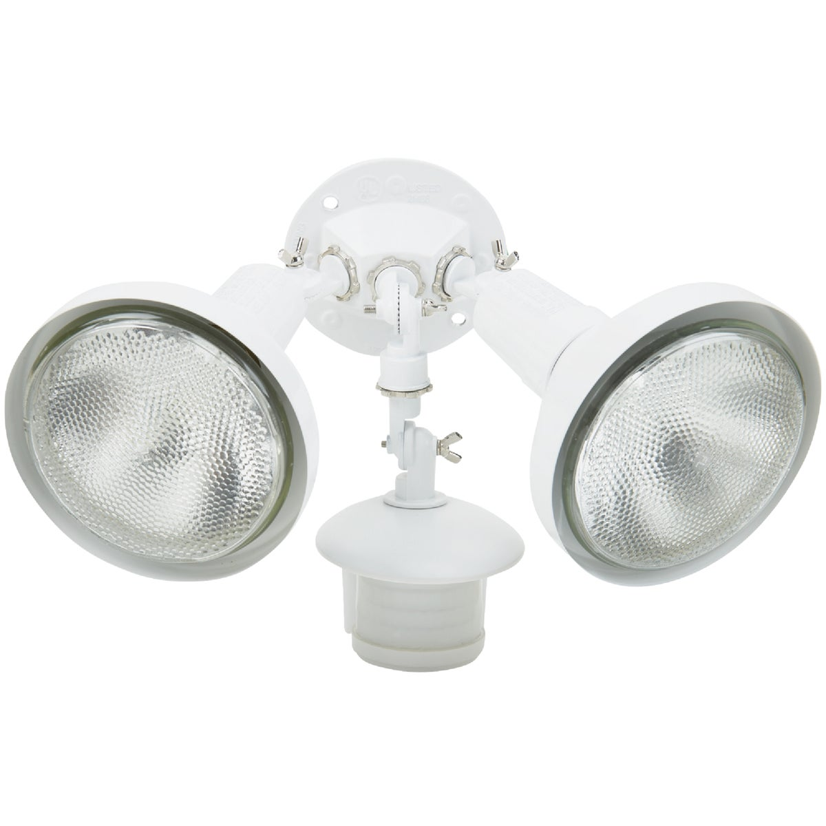 WHT MOTION FIXTURE W/CVR - ED269W by Do it Best