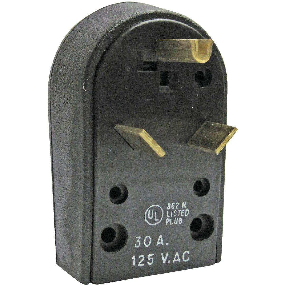 30A ANGLE PLUG - C32U by G E Industrial