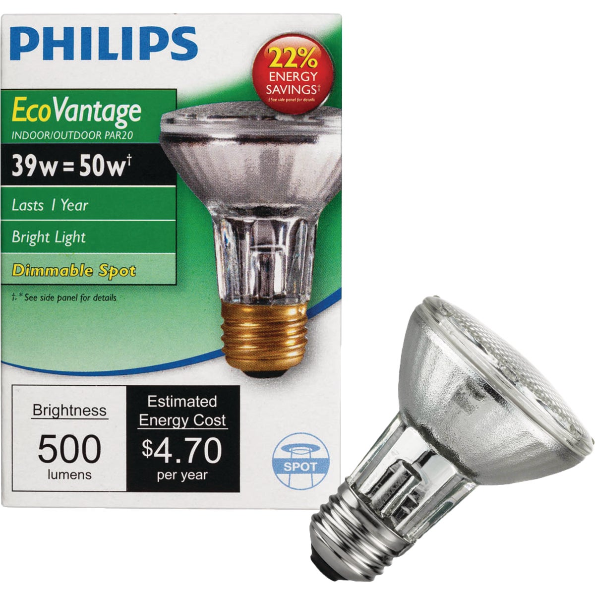 38W FL HALOGEN BULB - 69163 by G E Lighting