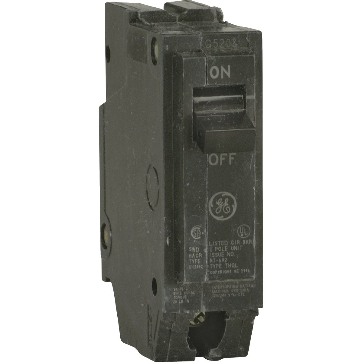 30A SP CIRCUIT BREAKER - THQL1130 by G E Industrial