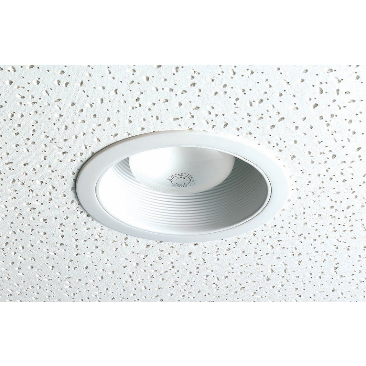 WHT RECESS FIXTURE TRIM - TRM30W by Philips Consumer Lum