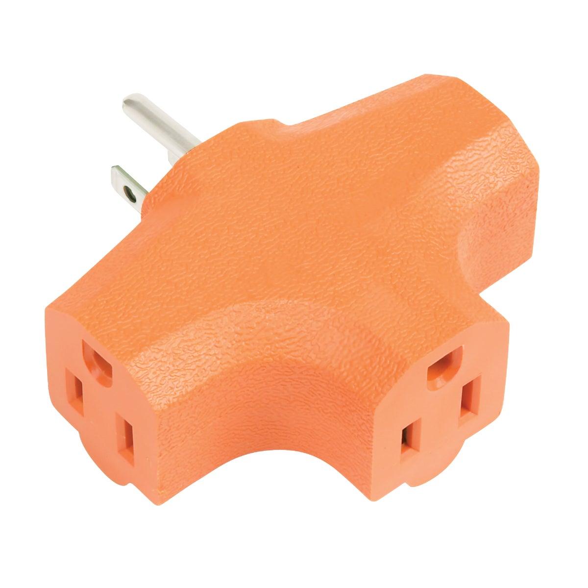 Do it Orange Multi-Outlet Tap, ADAPTER-OR-BK