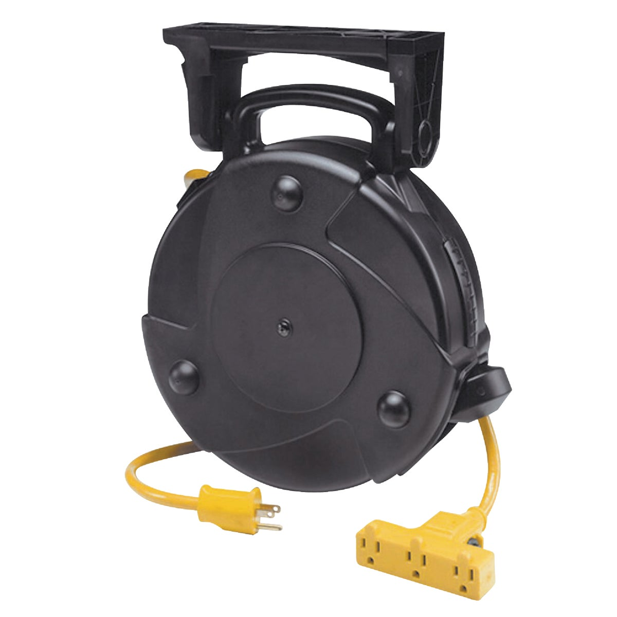 TRIPLE TAP CORD REEL - 8050MP by Alert Stamping & Mfg