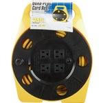 Multi-Plug Cord Reel