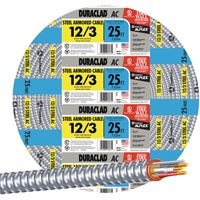 AFC Cable 25' 12/3 ARMORED CABLE 1405N22-00