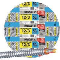 AFC Cable 50' 12/3 ARMORED CABLE 1405N24-00