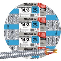 AFC Cable 25' 14/3 ARMORED CABLE 1402N22-00