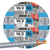 AFC Cable 100' 14/3 ARMORED CABLE 1402N30-00