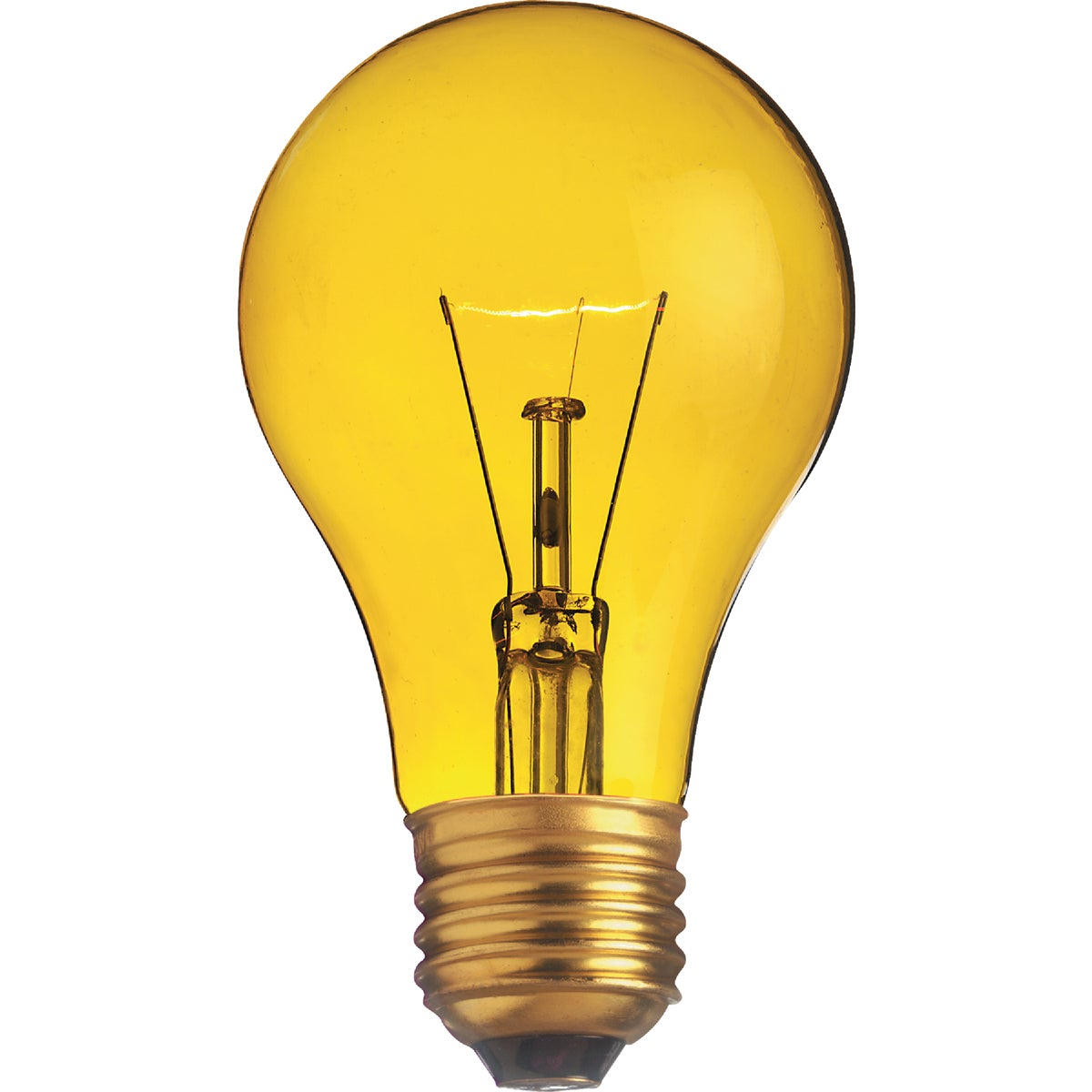 25W MEDIUM AMBER BULB - 03443 by Westinghouse Lightng