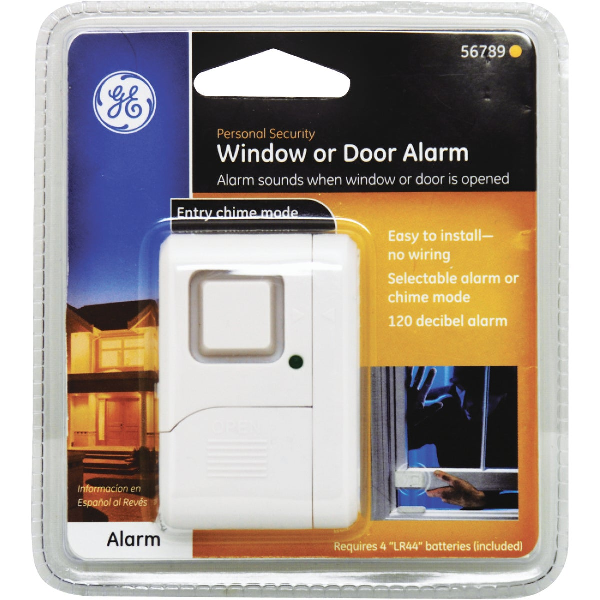 WINDOW ALARM