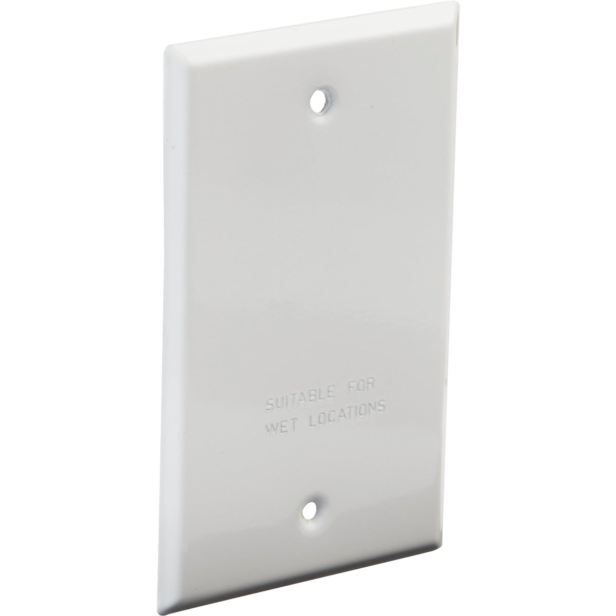 WHT OUTDOOR BLANK COVER
