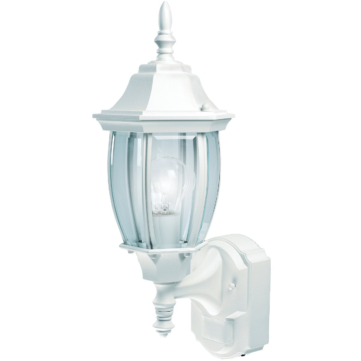 WHITE MOTION FIXTURE - HZ-4192-WH by Heathco Llc