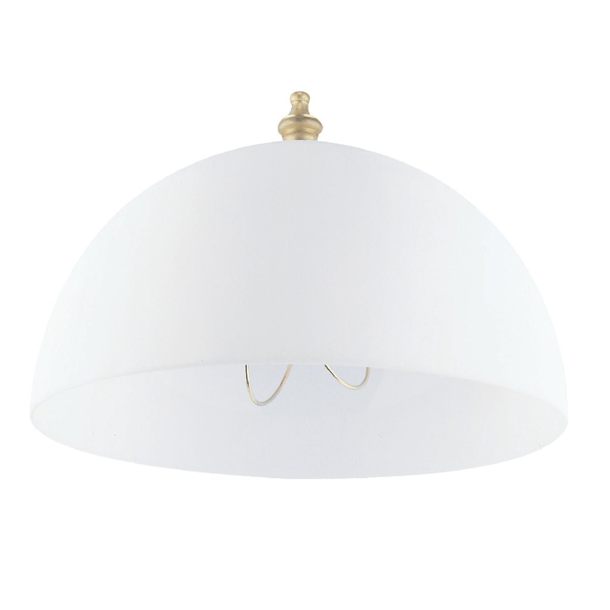 WHITE CLIP-ON SHADE