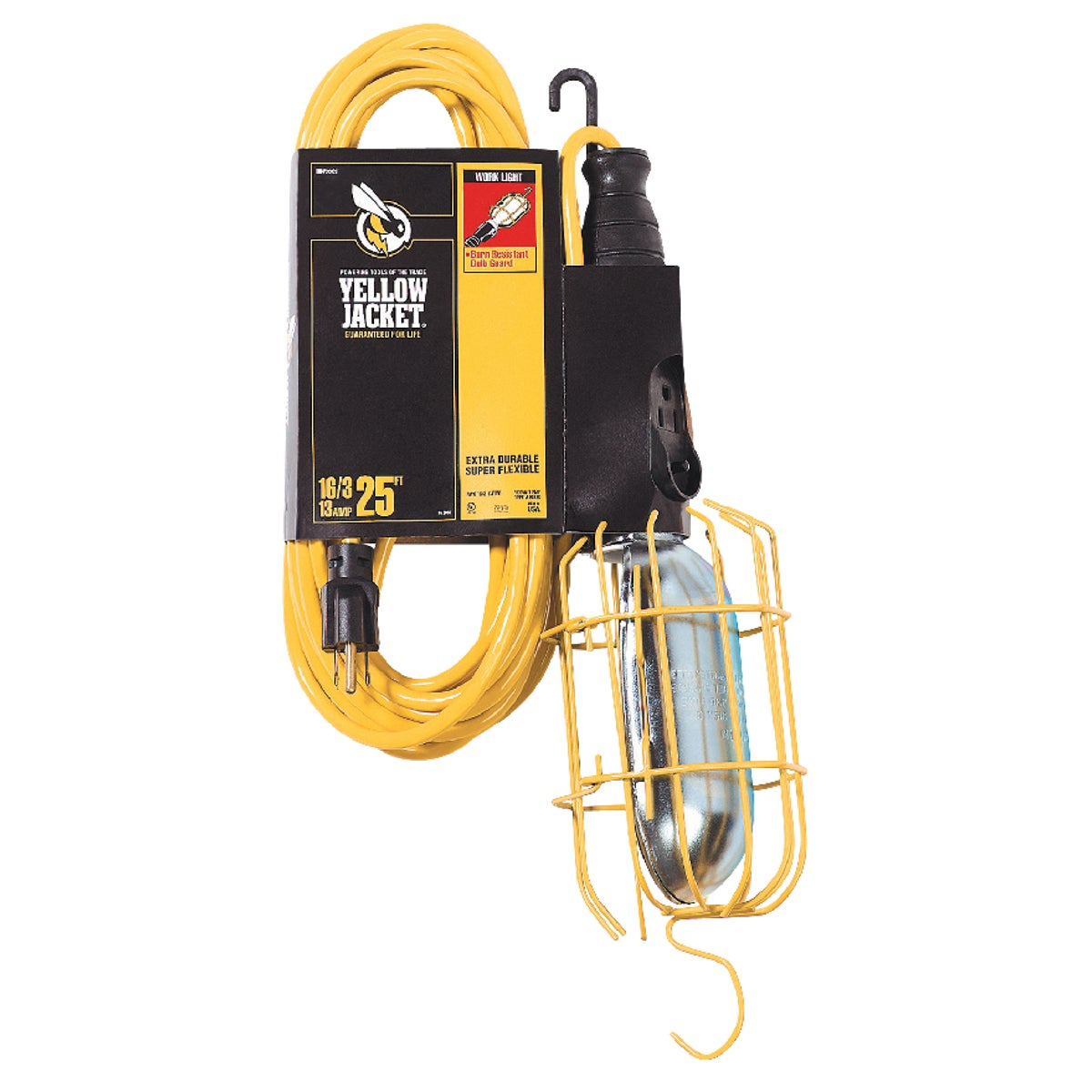 25' 16/3 WORKLIGHT - 2893 by Woods Wire Coleman